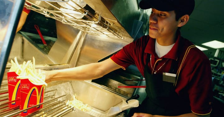 This Fast Food Worker Went From Serving Fries To Saving Lives