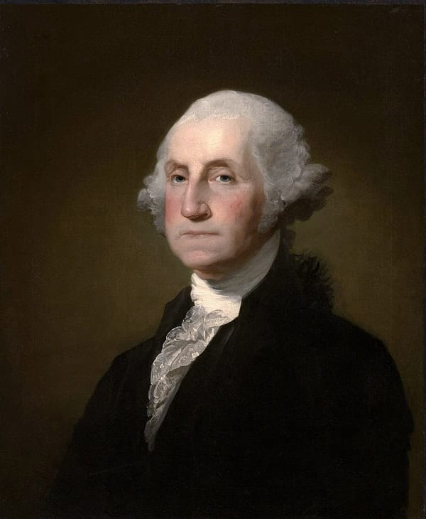 George Washington, richest US presidents