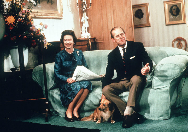 queen elizabeth duke edinburgh royal family homes