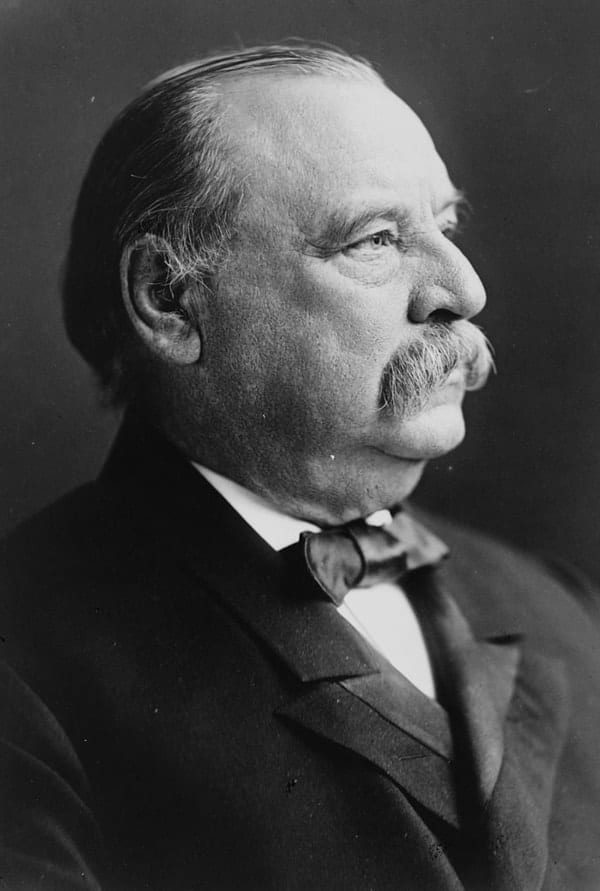 Grover Cleveland, richest US presidents