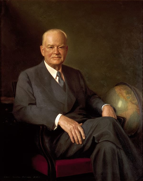 Herbert Clark Hoover, richest US presidents