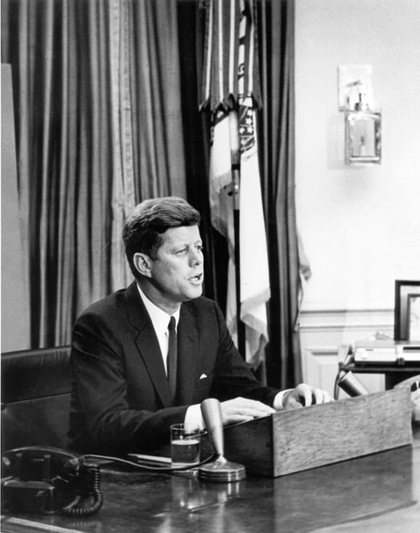 John Fitzgerald Kennedy, richest US presidents