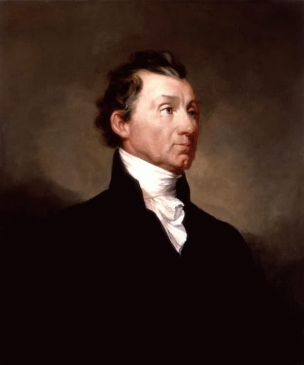 James Monroe, richest US presidents