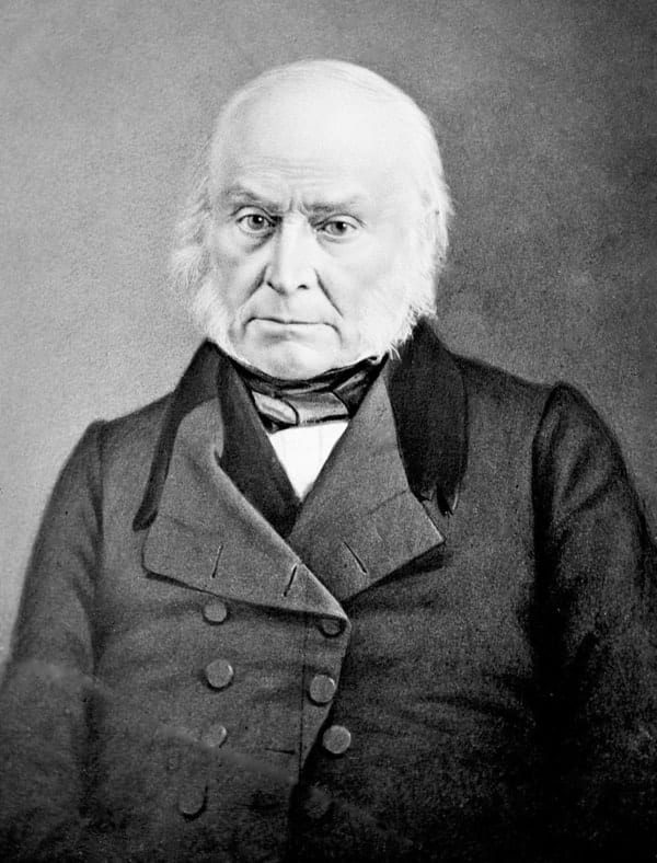 John Quincy Adams, richest US presidents