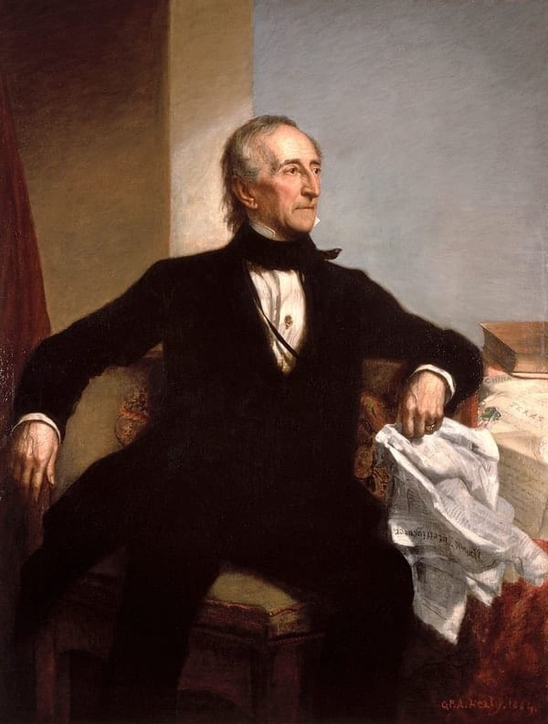 John Tyler, richest US presidents
