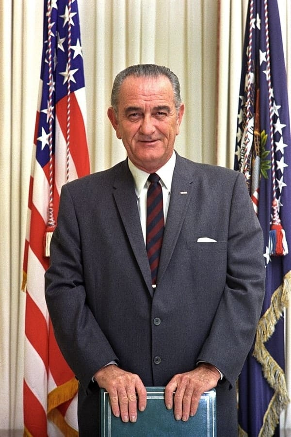 Lyndon Baines Johnson, richest US presidents