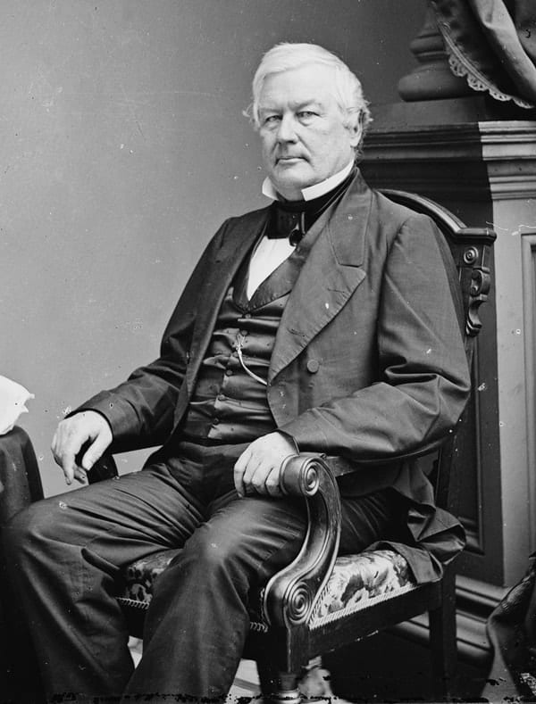 Millard Fillmore, richest US presidents