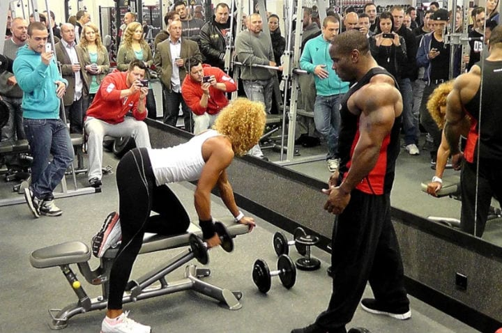 hilarious gym moments