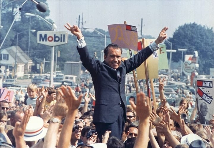 Richard Milhous Nixon, richest US presidents