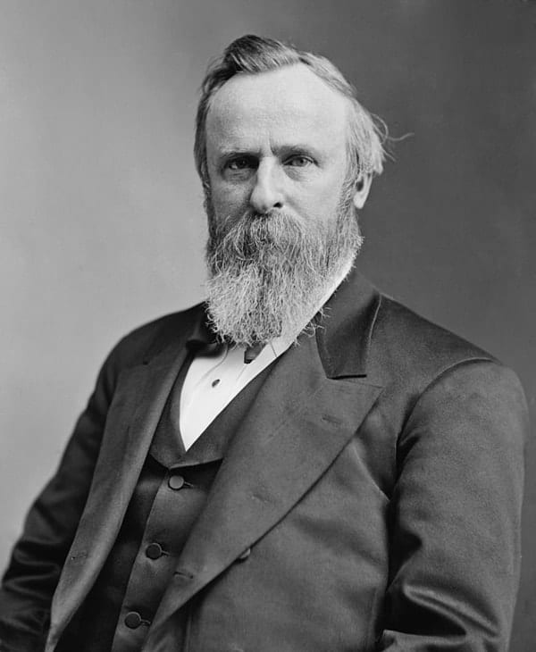 Rutherford B. Hayes, richest US presidents
