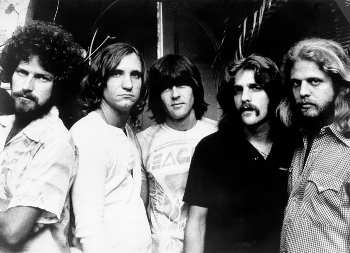 The Eagles - Famous Song Lyrics