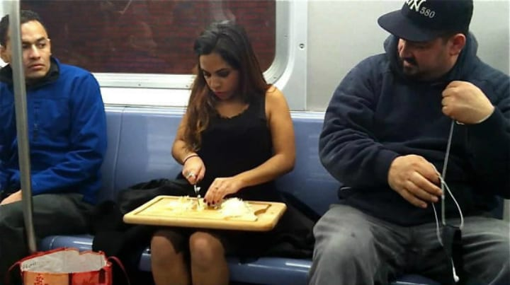 onions cooking subway moments