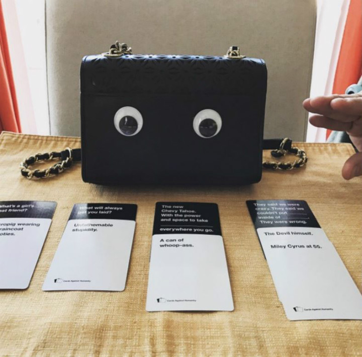 Purse Playing Cards Against Humanity
