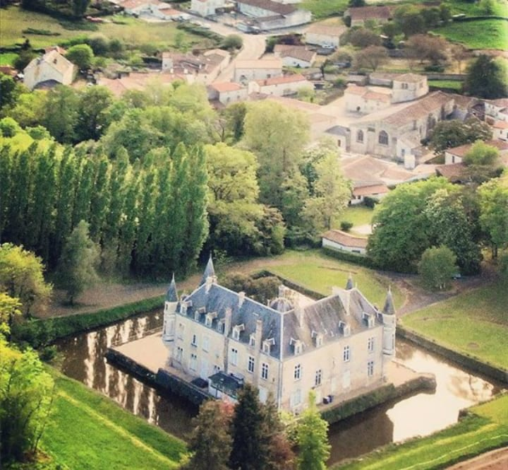 chateau de bourneau france french castle