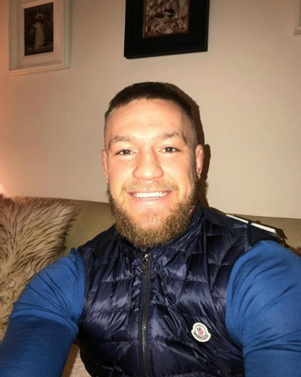 Conor McGregor Instagram influencer