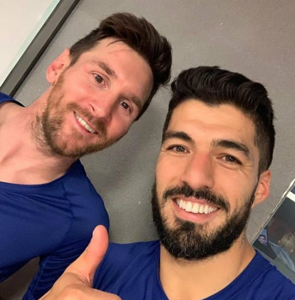 Instagram influencer Luis Suarez
