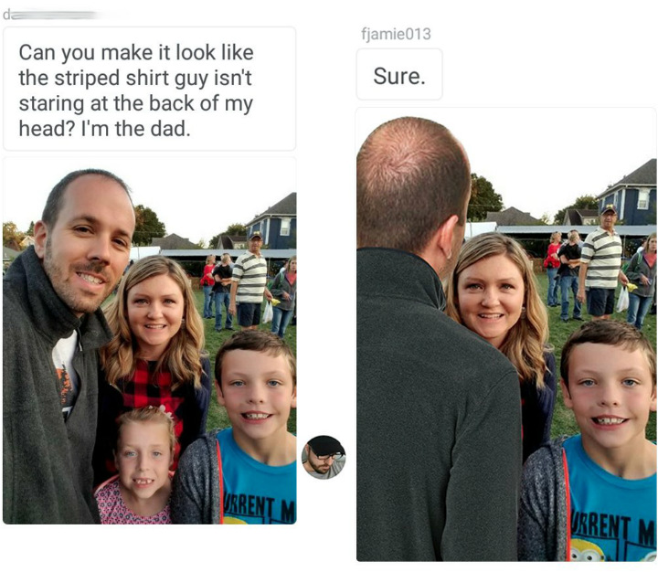 James Fridman - Photoshop edits