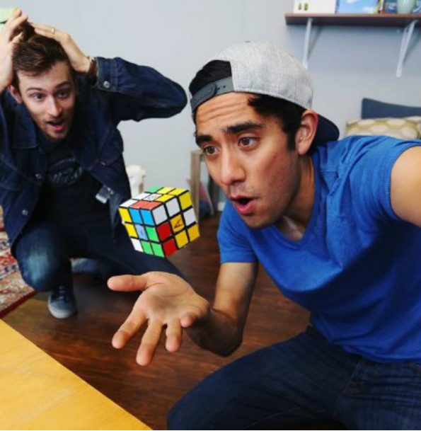 zach king magic magician instagram star