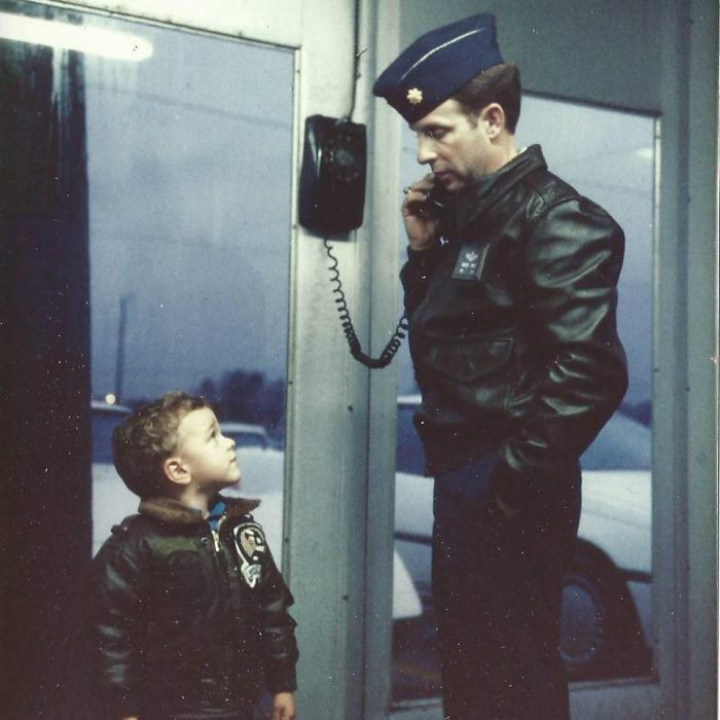 military army father cool parents