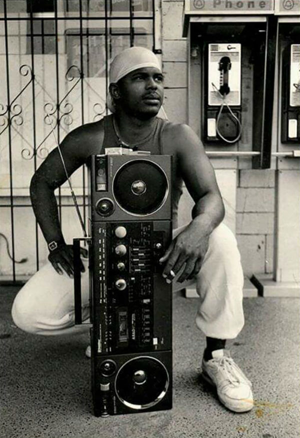 boombox dad young cool parents