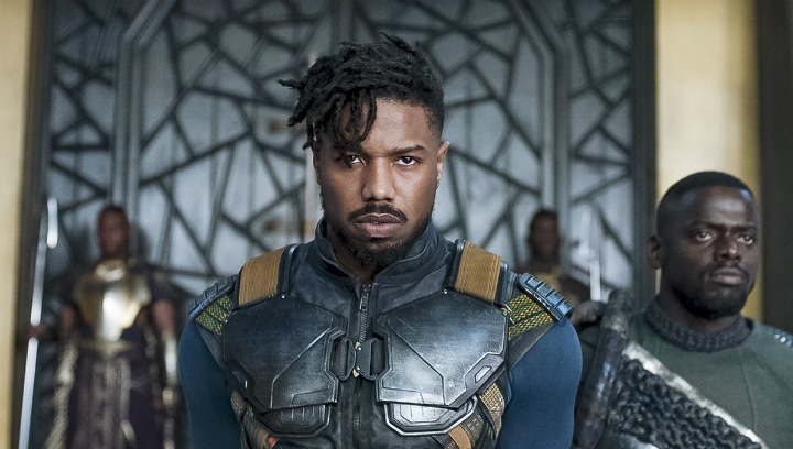 Erik Killmonger, villain