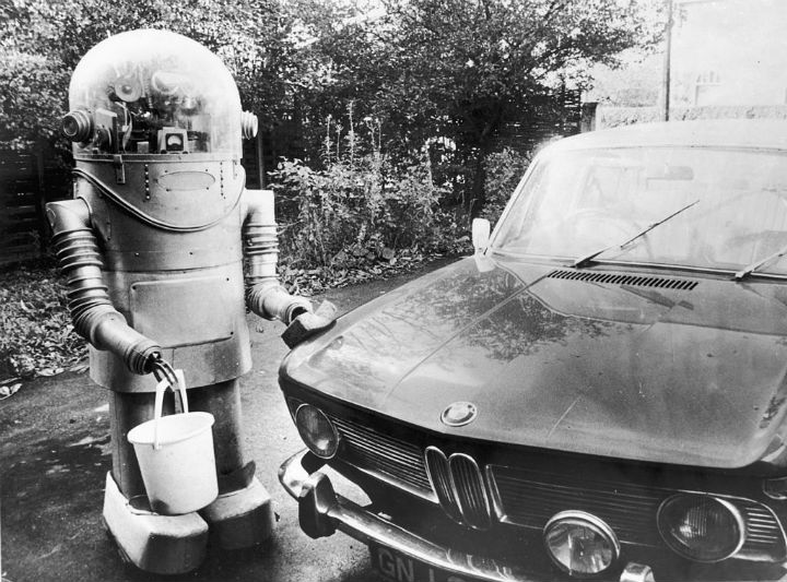 robot carwash car washing futuristic inventions