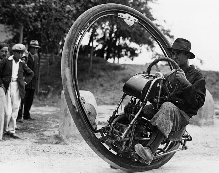 futuristic inventions motorcycle