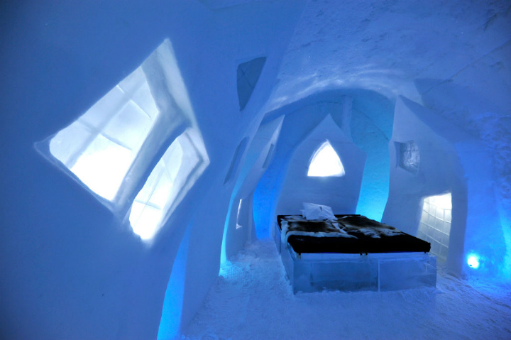 icehotel sweden coolest hotels