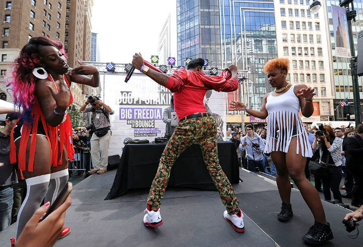 twerking guinness world record big freedia