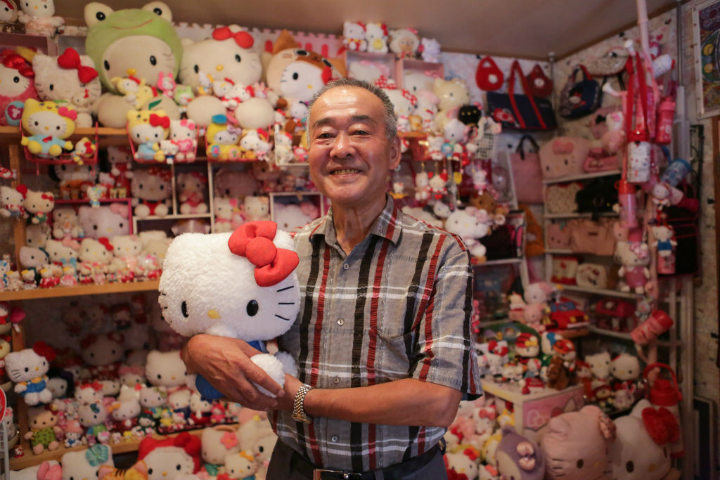 hello kitty collection guinness world record