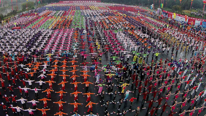 china guinness world record
