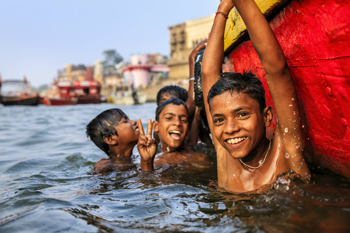 ganges river india swimming dangerous places to swim