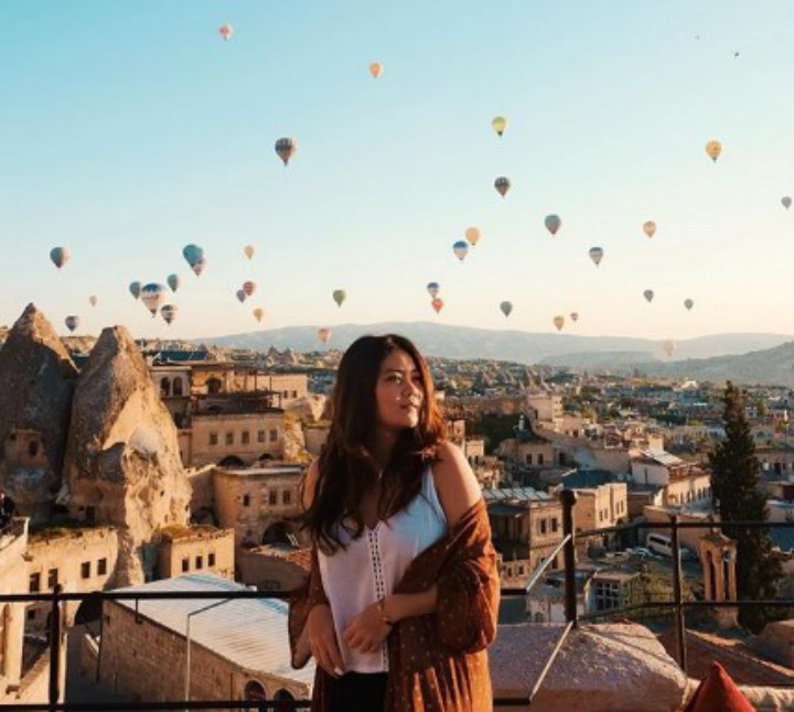 cappadocia turkey fairy chimney coolest hotels