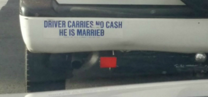 Outlandish Bumper Stickers That Would Make Any Traffic Jam