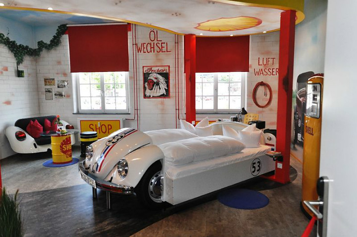 v8 hotel stuttgart germany coolest hotels cars