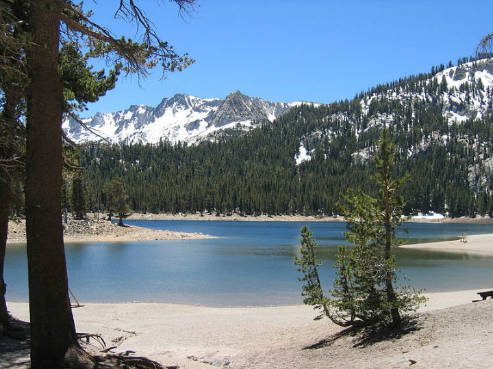 horseshoe lake california toxic dangerous places to swim