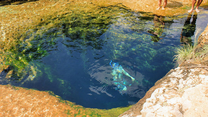jacob's well texas dangerous places to swim swimming