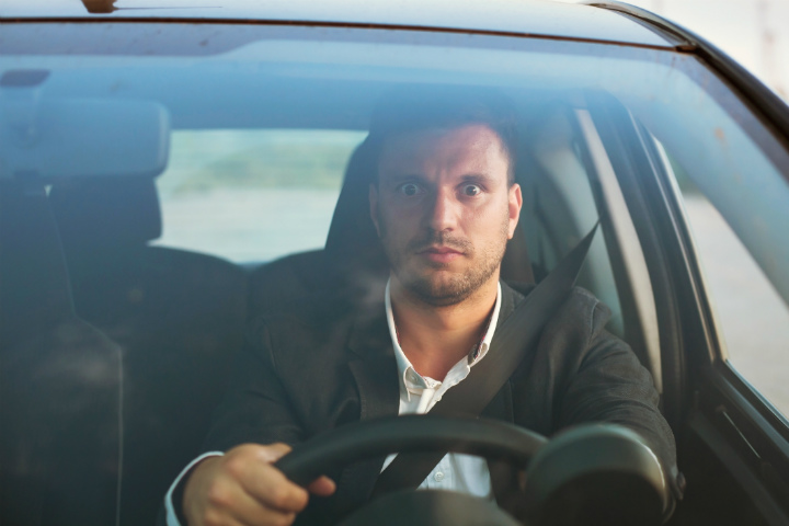 driving vehicle control recurring dream
