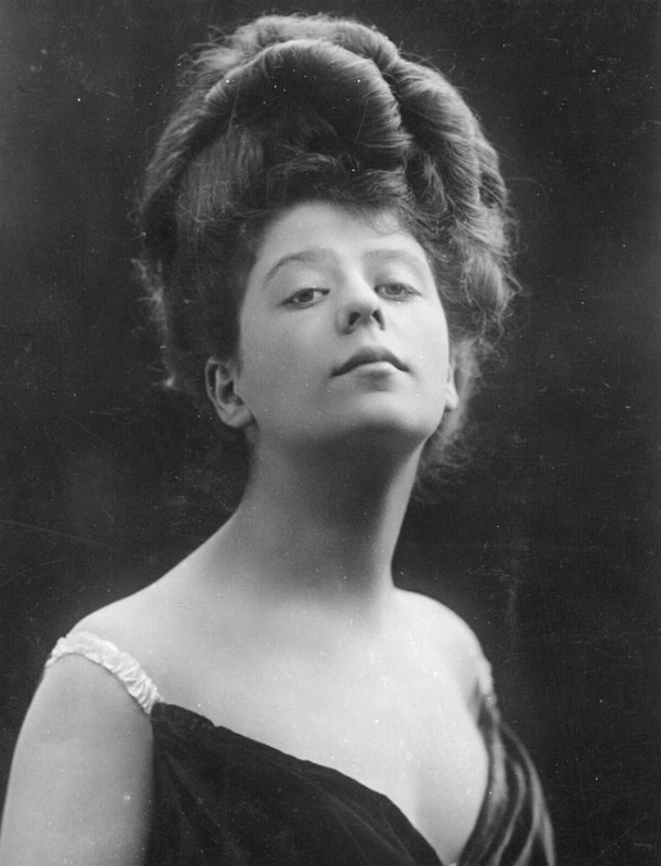 gibson girl haircut hairstyle hair trend