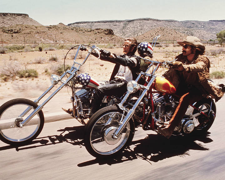 long road easy rider recurring dream