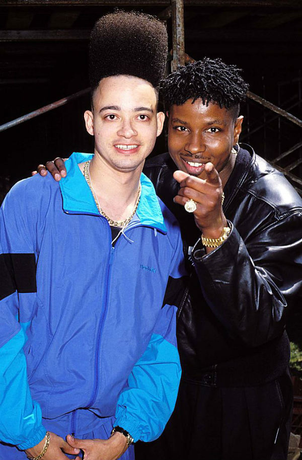 kid n play 1990 hair trend trends hairstyle