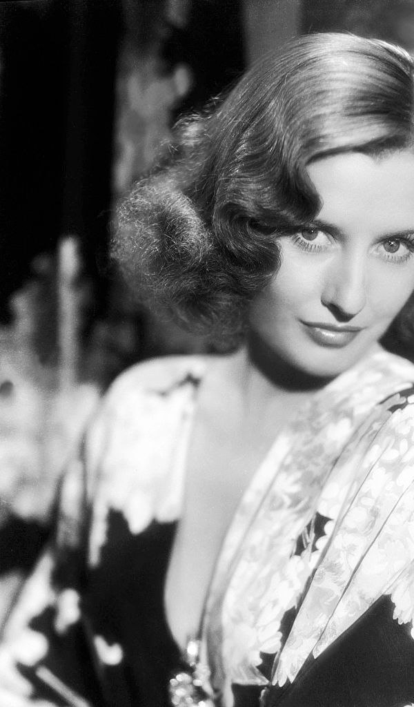 barbara stanwyck hair trend hairstyle
