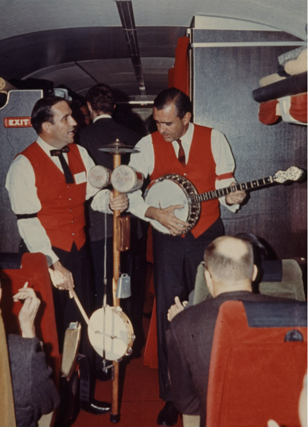 In Flight Band