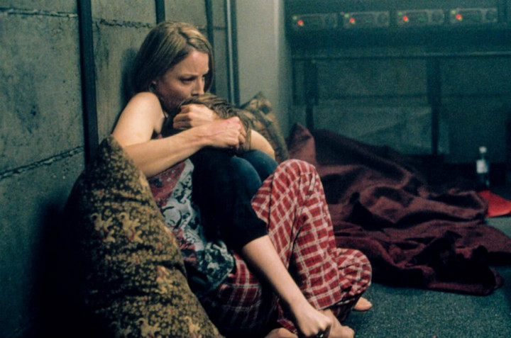 panic room feeling trapped recurring dream