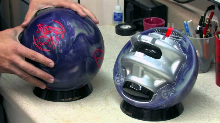 bowling ball everyday objects