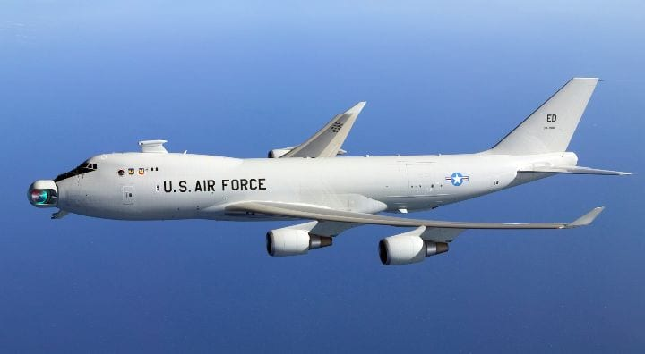 expensive military programs - airforce one
