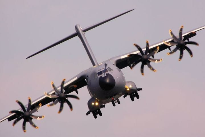 Expensive Military programs - Airbus A400M