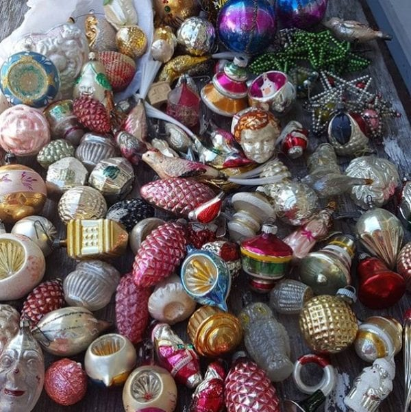 Christmas ornaments,