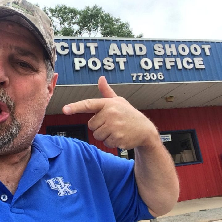 Cut and Shoot Texas