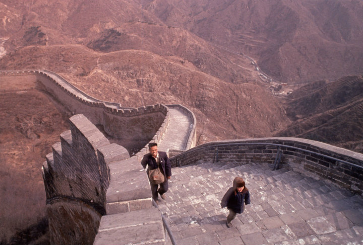 Great Wall of China - bygone tourist attractions